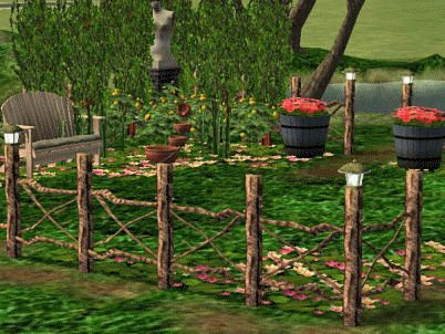 8 Best Images About Primitive Garden Fencing On Pinterest Rustic