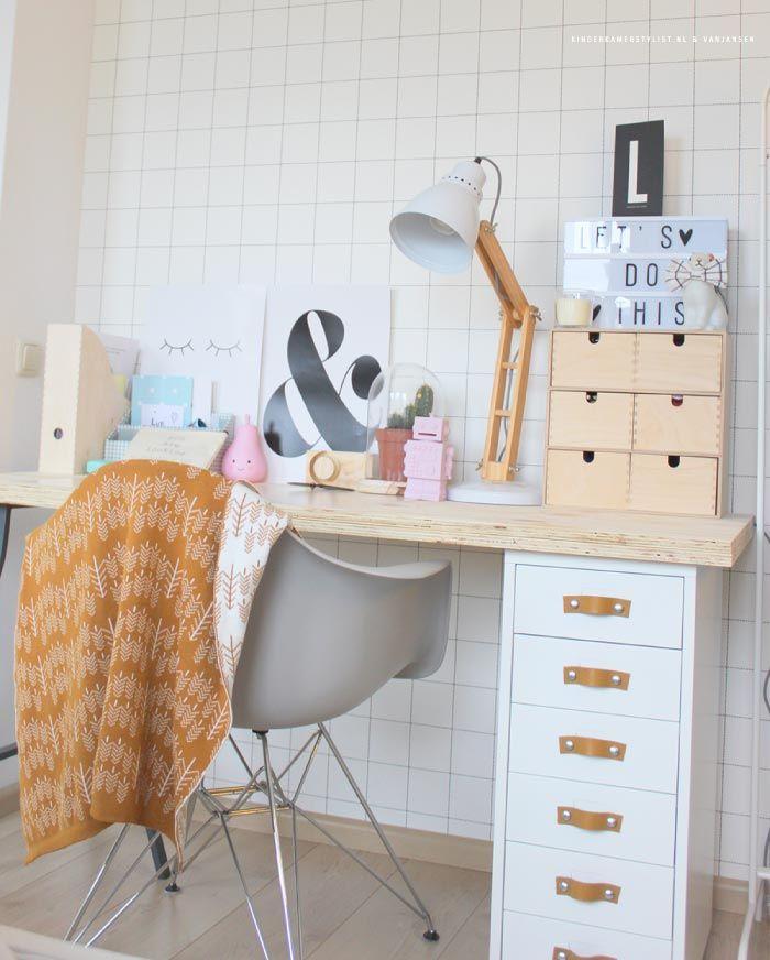 25 beste ideen over Meisjeskamer inrichten op Pinterest