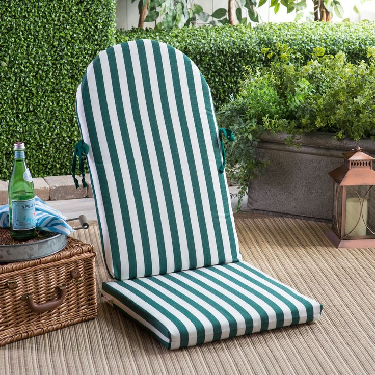 25 best ideas about Adirondack Chair Cushions on