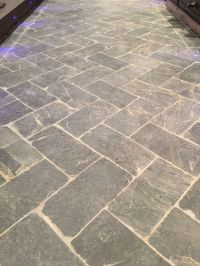 1000+ images about Slate tiles, flooring and paving on ...