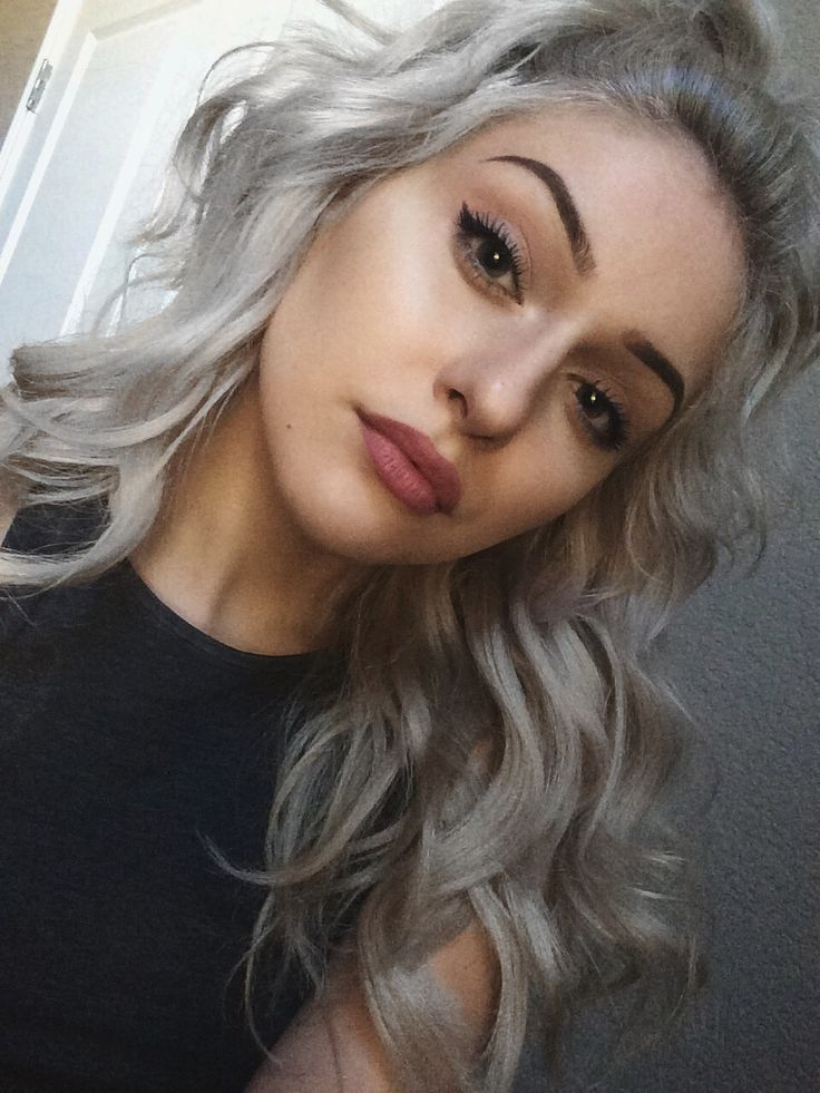 Silver Hair Lovers