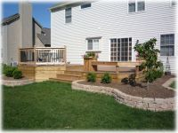 35 best images about landscaping around deck on Pinterest ...
