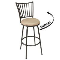 Cheyenne Products Adjustable Bar Stool at Big Lots