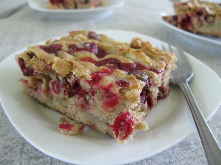 Mollie Katzens Cranapple Walnut Cake from the originaloriginal Moosewood Cookbook  Mia