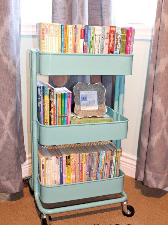 25 best ideas about Kid Book Storage on Pinterest  Book