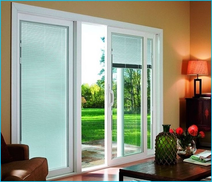 1000+ ideas about Patio Door Blinds on Pinterest