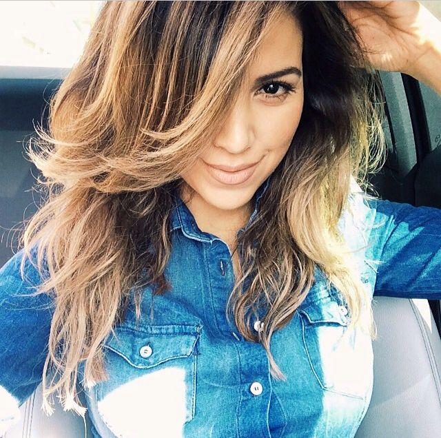 Liz Hernandez Hair My PEEPS Pinterest Colors Hair
