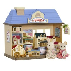 Sylvanian Families Log Cabin Living Room Furniture Set Paint Colors For Walls In 102 Best Images About On Pinterest ...