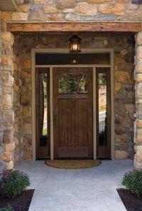 colonial front door surrounds | Home Door Ideas ...