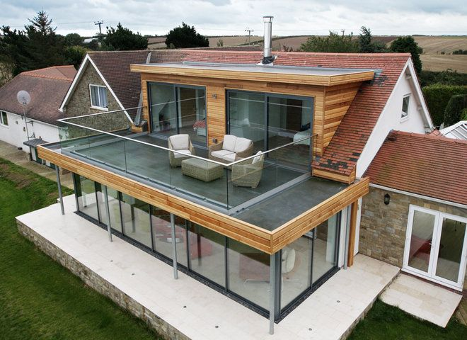 25 Best Ideas About Flat Roof On Pinterest Flat Roof House