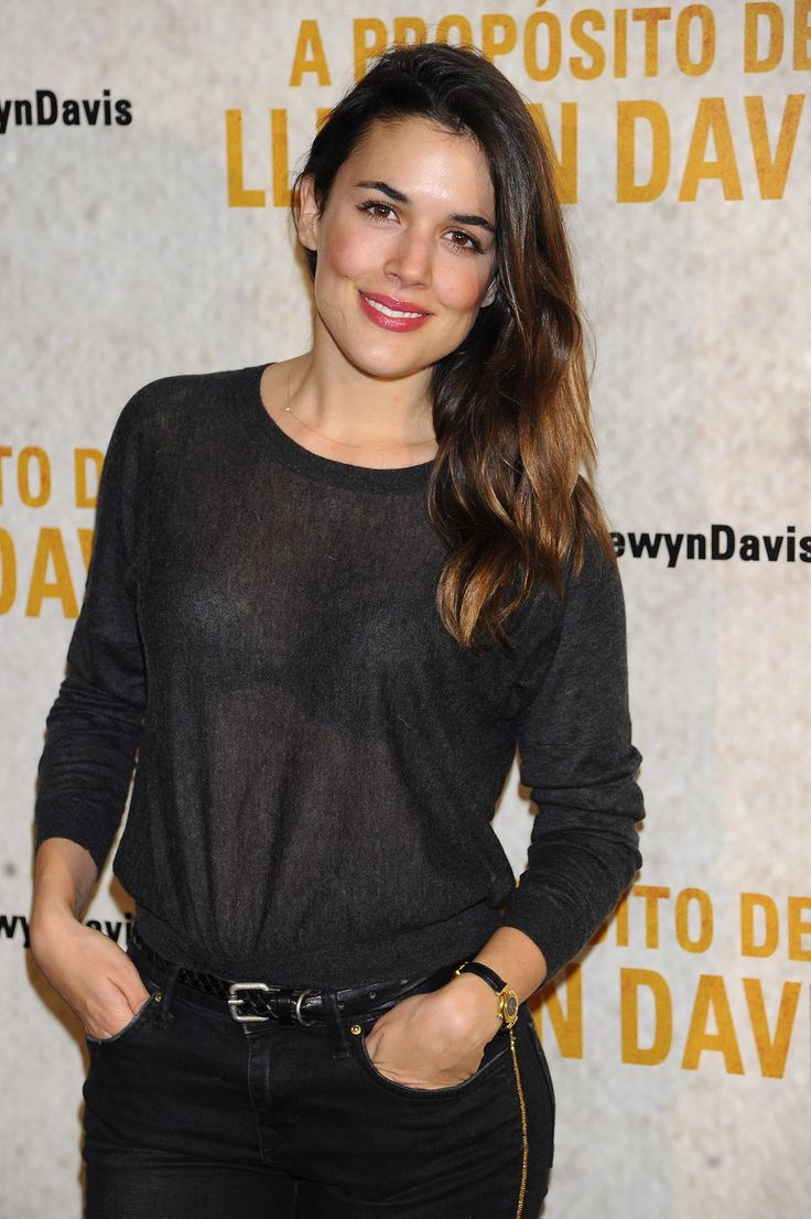 Adriana Ugarte 0.Celebrities