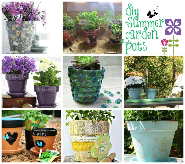 The 66 Best Images About Outdoors DIY Pots On Pinterest Cement