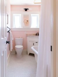25+ best ideas about Pink bathrooms on Pinterest | Pink ...