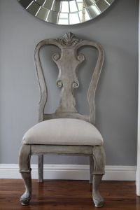 The 25+ best Chalk paint chairs ideas on Pinterest | Chalk ...
