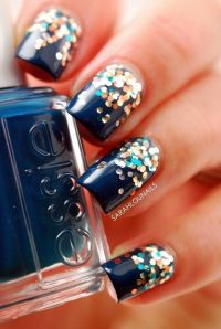 1000+ ideas about New Years Eve Nails on Pinterest | New ...