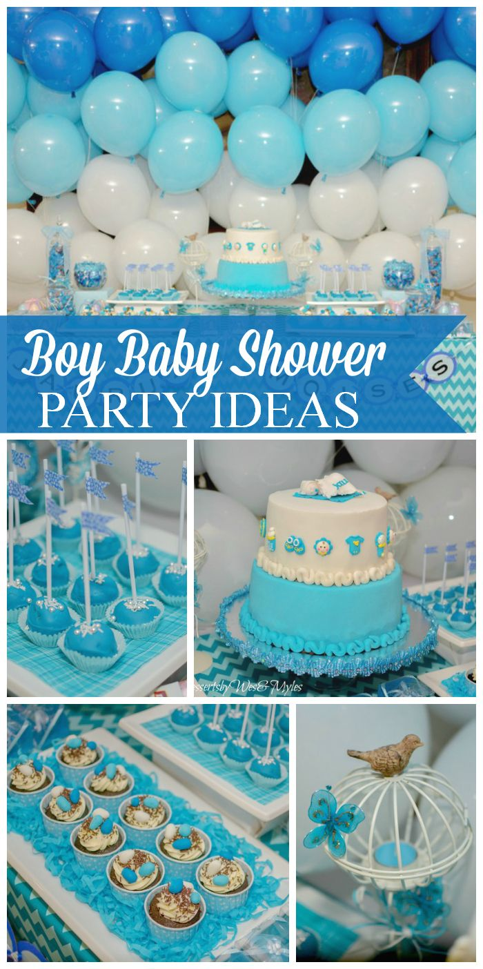 Blue Chevron  Baptism Baby Jau  Boys Chevron and Baby boy