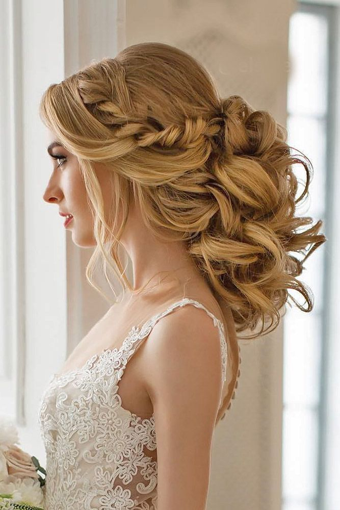1000 ideas about Wedding Hairstyles on Pinterest  Hairstyles Bridal Hair and Hairstyle Ideas