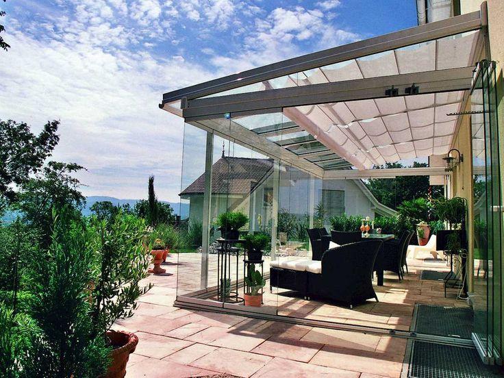 25 Best Ideas About Terrassenüberdachung Glas On Pinterest