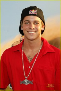 Ryan Sheckler.. the originator of white boys with earrings