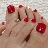 17 Best ideas about Gold Toe Nails on Pinterest | Gold ...