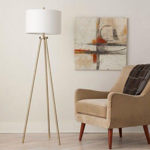 25 Best Ideas About Gold Floor Lamp On Pinterest Brass Lamp