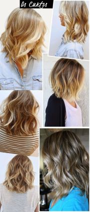curly medium hair ideas