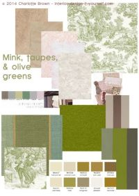 17 Best images about green color schemes living room on ...