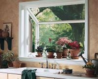 Kitchen Bay Window Ideas Tvcmhtt   kitchen herb terrarium ...
