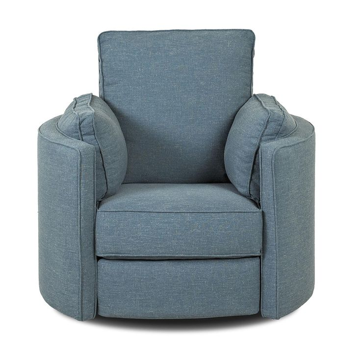 oversized rocking chair cushions bar stool tops klaussner ryder transitional reclining swivel | chairs pinterest
