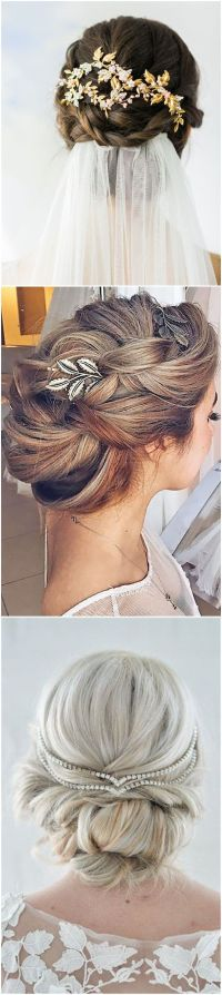 Best 25+ Unique wedding hairstyles ideas on Pinterest ...