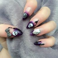 181 best images about Badass Nails on Pinterest