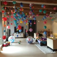 119 best images about Balloons without Helium on Pinterest