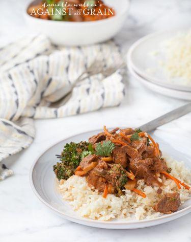 Crockpot Paleo Thai Stew - Danielle Walker's Against All Grain: