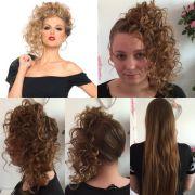 grease pink ladies hairstyles