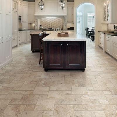 menards kitchen backsplash antique cabinets marazzi travisano trevi 18 in. x porcelain floor ...