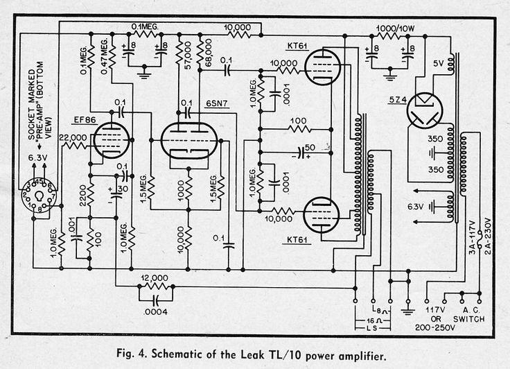 K 16Ls Schematic – The Wiring Diagram