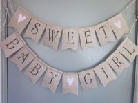 25+ Best Ideas about Baby Banners on Pinterest | Baby girl ...