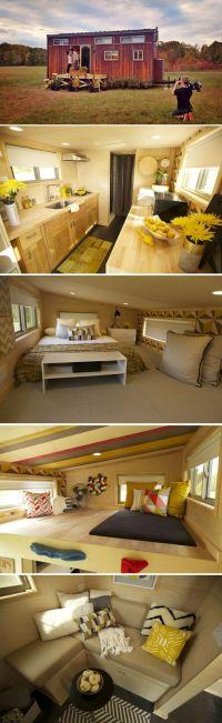 25+ best ideas about Sleeping Loft on Pinterest | Tiny ...