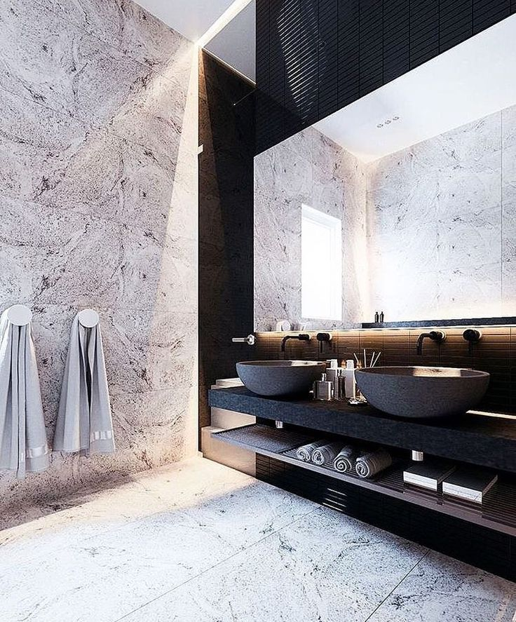 25 best ideas about Contemporary bathrooms on Pinterest