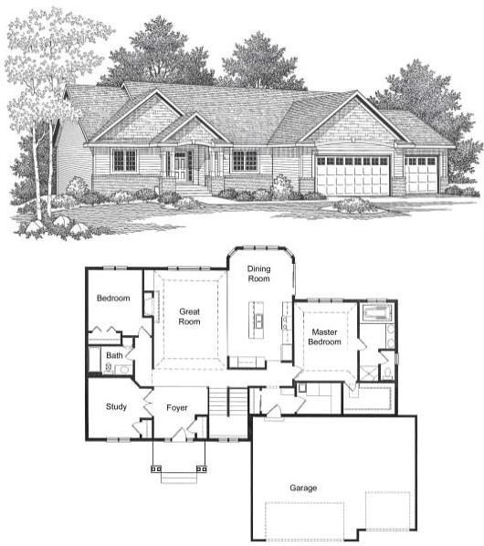 25+ best ideas about Rambler house plans on Pinterest