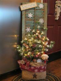 Best 20+ Primitive shutters ideas on Pinterest   Window ...