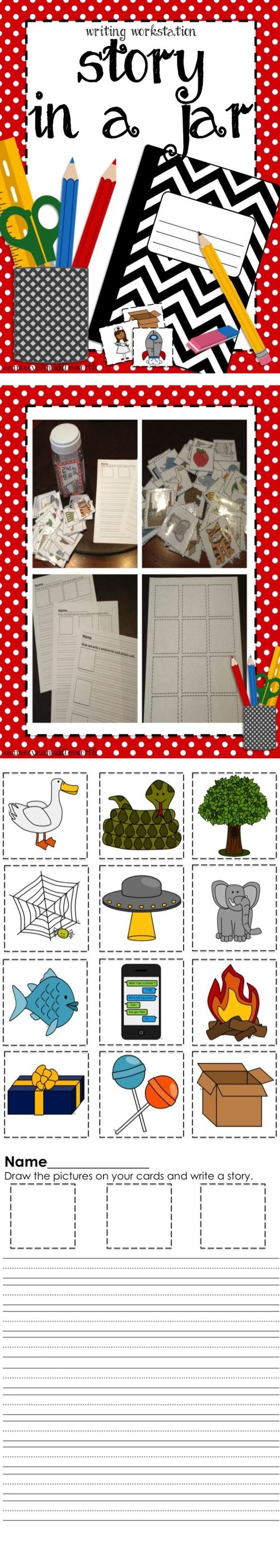 small resolution of Creative Writing For 2nd Grade — Free Writing Worksheets for 2nd Grade  Students