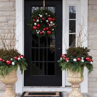 1000+ images about christmas porch ideas on Pinterest ...