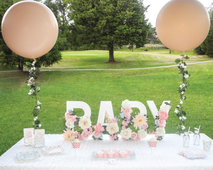 25 Best Ideas About Garden Baby Showers On Pinterest Outdoor