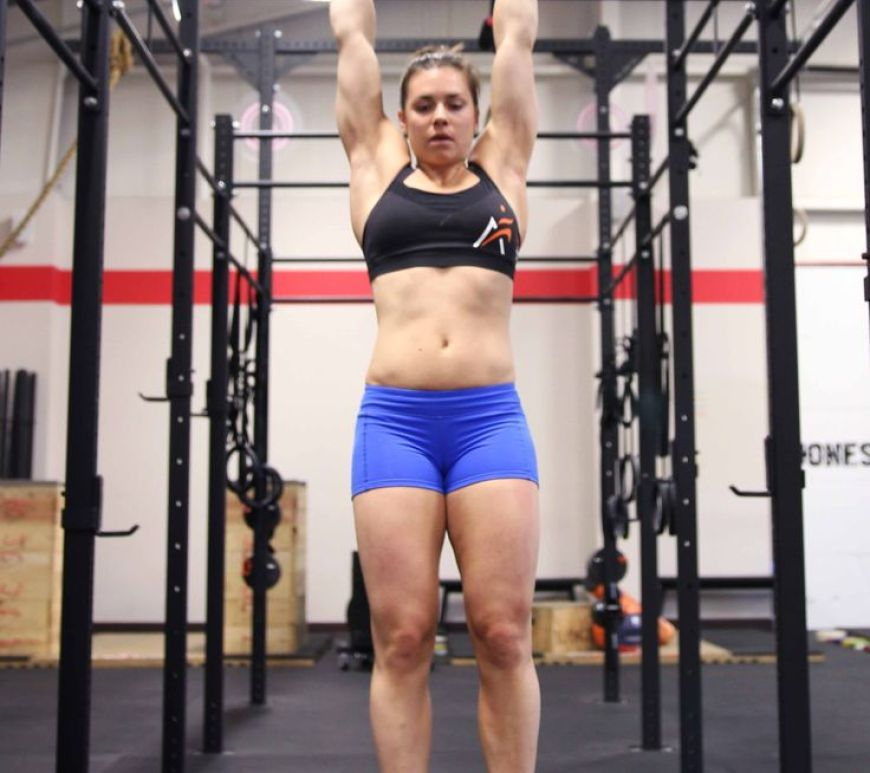Julie Foucher Crossfit Games Airrosti 2016 Crossfit Pinterest Game Crossfit Games And