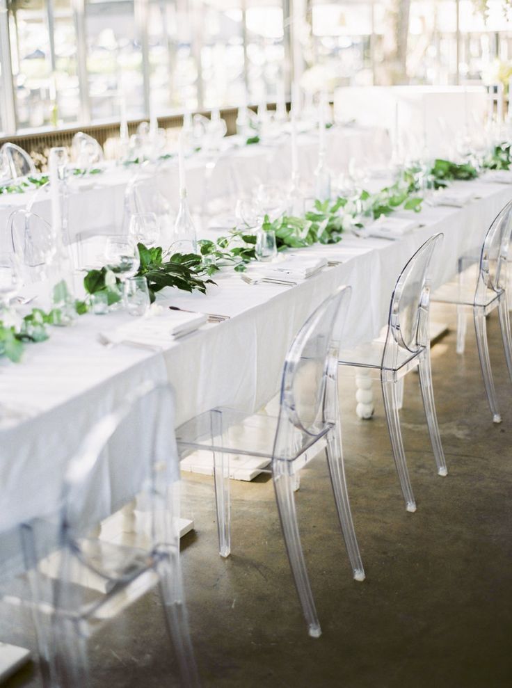 17 Best images about Ghost chair on Pinterest  Receptions