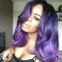 17 Best ideas about Purple Weave Hair on Pinterest | Plum ...