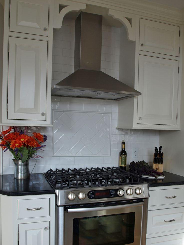 Modern Kitchen Stove Venting  Dream Kitchens  Pinterest