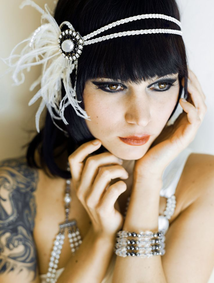 Best 20 Roaring 20s Hair Ideas On Pinterest Flapper