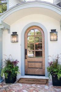 25+ best ideas about Front door planters on Pinterest ...